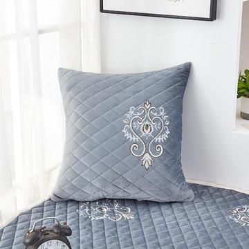 2020新款-刺绣系列飘窗垫单抱枕