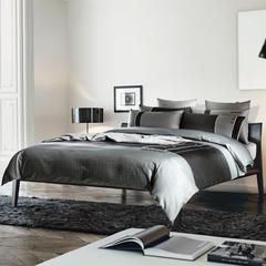 梦幻之城家纺欧式高档床上用品男士休闲六件套 1.5米床适用 布拉格