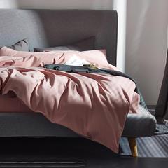 灯芯绒四件套 1.8m(6英尺)床 粉红色