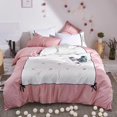60长绒棉绣花小清新款 1.8m(6英尺)床 麦格