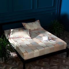 太合水洗养生席星光系列凉席床笠款 1.5m(5英尺)床 蒂埃利床笠