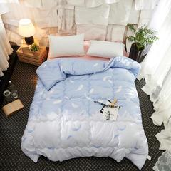 讴思家纺 生态美棉被 200X230cm 天使之翼