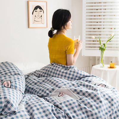 2020新款全棉印花单品床笠 150cmx200cm 圣爱
