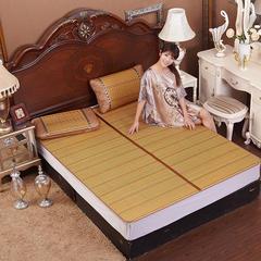 竹席系列 1.35m(4.5英尺)床 木纹