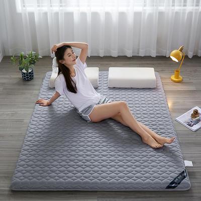 2021新款  艾草助眠多功能睡垫 1.0m床 绅士灰