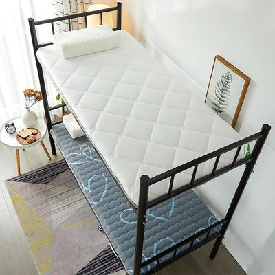 2021新款  椰棕床垫—学生款 1.0m床 经典白