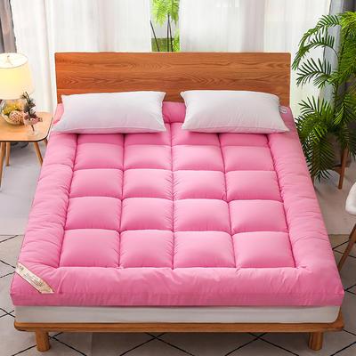 2021新款羽丝绒立体床垫 1.0m 粉色
