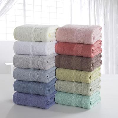 极简风尚浴巾 翠绿色