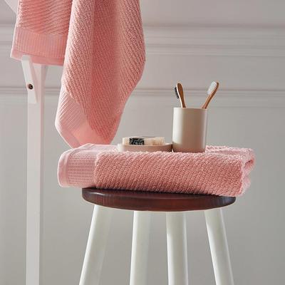 维纳斯浴巾 粉色