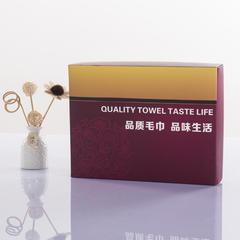 百花毛巾包装 百花毛巾产品礼盒包装 魅力罗兰礼盒