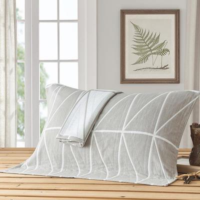三角函数枕巾 浅灰色