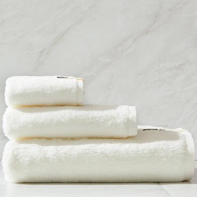 新棉花糖方巾 白色