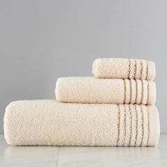 有机棉方巾 米色