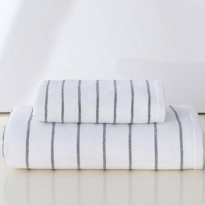 良品生活毛巾 白色