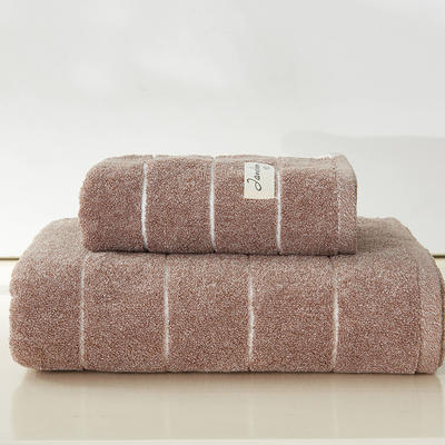 伊洛毛巾 棕色