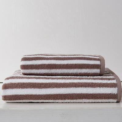 风尚浴巾 棕色