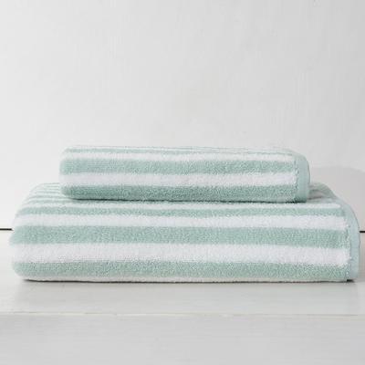 风尚浴巾 绿色