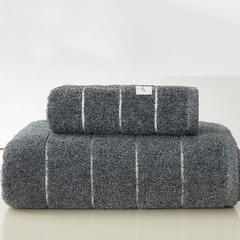 伊洛浴巾 深灰