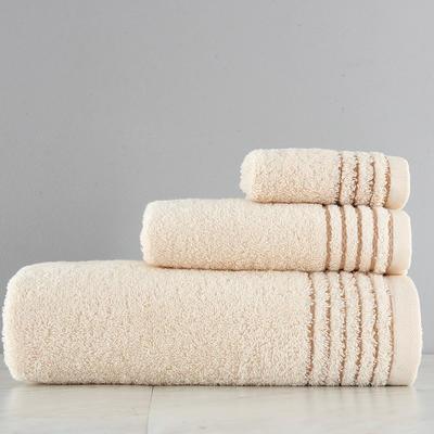 有机棉浴巾 米色