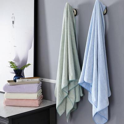 纳米浴巾 浅蓝色