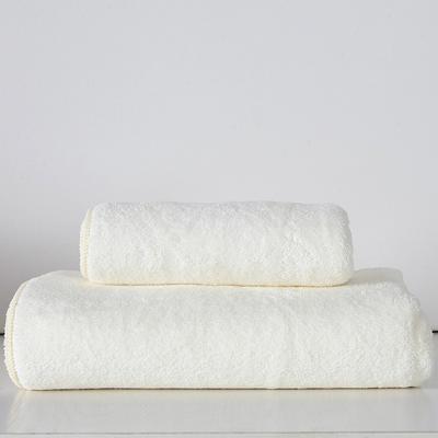 纳米浴巾 乳白色