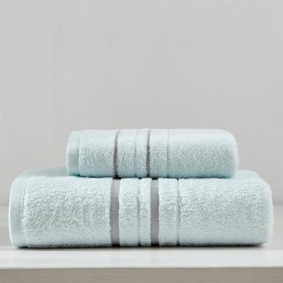 井田套巾 两毛一浴 蓝色