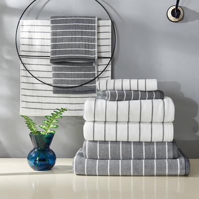 良品生活浴巾 白色