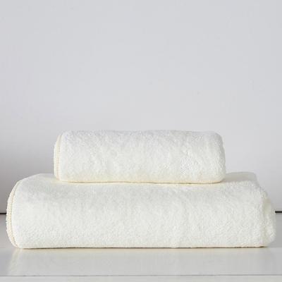 纳米套巾 两毛一浴 乳白色