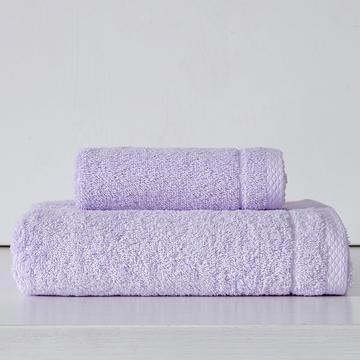 素色记忆套巾两毛一浴