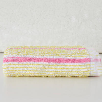 菲纹毛巾 粉条