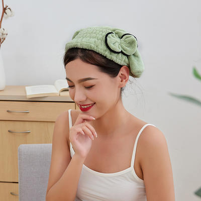 公主帽 草绿