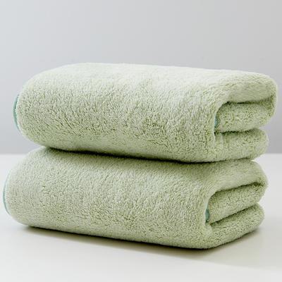 速干套巾 绿色(34*75)