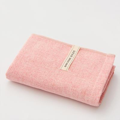 唯 美 粉色(毛巾34*75)