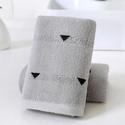 可可西里毛巾 灰色