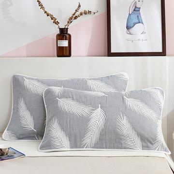 2019新图六层纱布枕巾系列