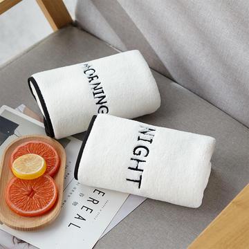 早安毛巾浴巾