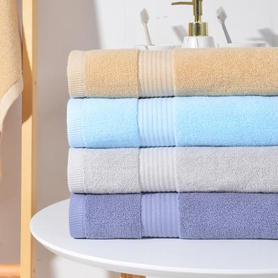 朴秀浴巾 灰色
