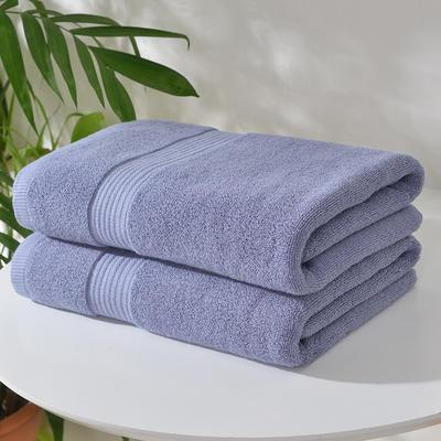 樸秀浴巾70*140 深藍