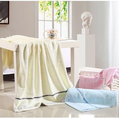 水立方浴巾 粉色