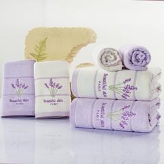 薰衣草套巾 熏衣紫