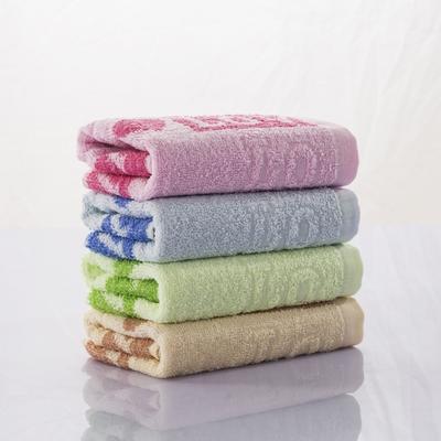 【赠品】LOVE毛巾 随机