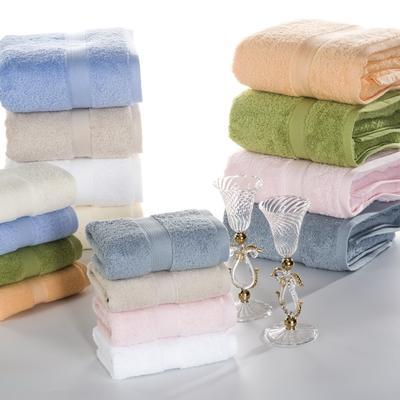 长绒棉毛巾 浅驼色