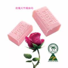 玫瑰天竺葵精油皂