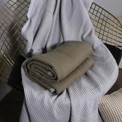2018春夏新品-盖毯 150x200cm 华夫空调毯