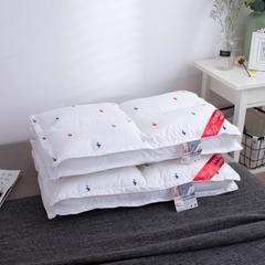 2017 新款双层小鸭定型枕 双层小鸭定型枕(48*74cm)
