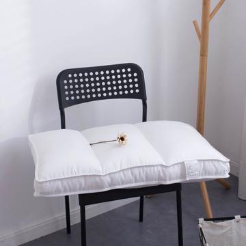 2018新款日式生活枕 日式生活枕(48*74cm)横线款