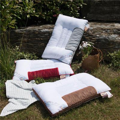 保健枕(新款决明子枕) 灰网