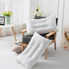 新品双针排决明子枕 双针排决明子枕