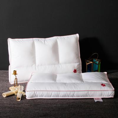 2020新款美度纤柔羽丝枕芯枕头 美度纤柔羽丝枕48x74cm