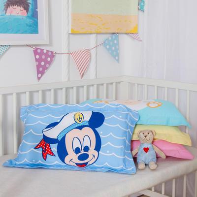 2018新款儿童爆款大版卡通全棉薄枕荞麦枕芯枕头 1 (30x50cm)